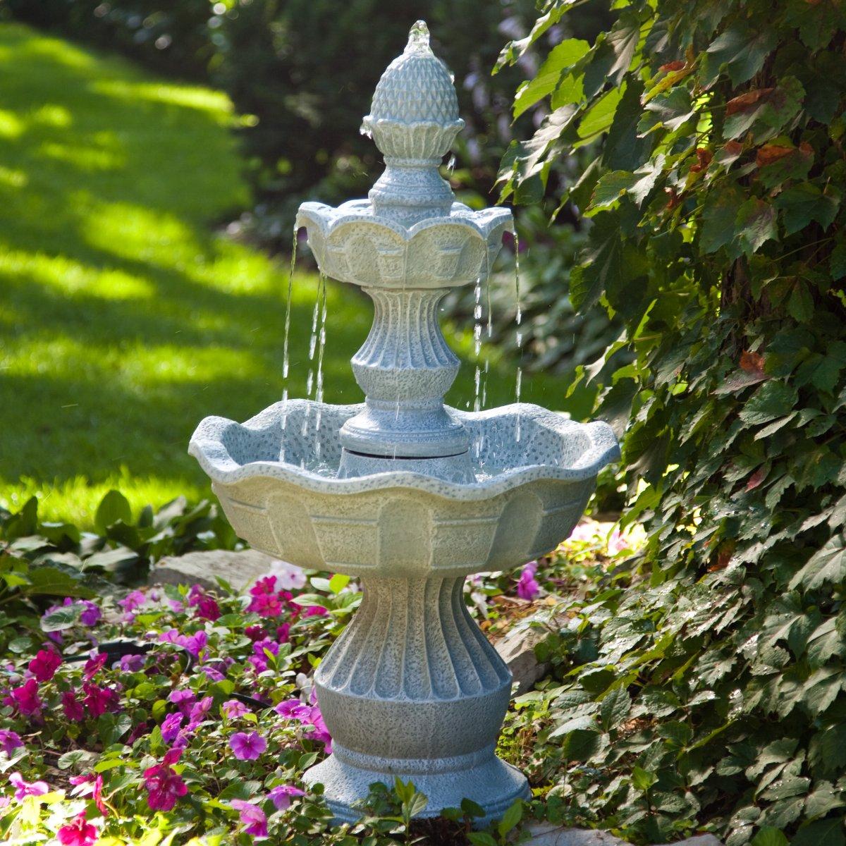 Thiết kế đài phun nước tuyệt đẹp chất lượng