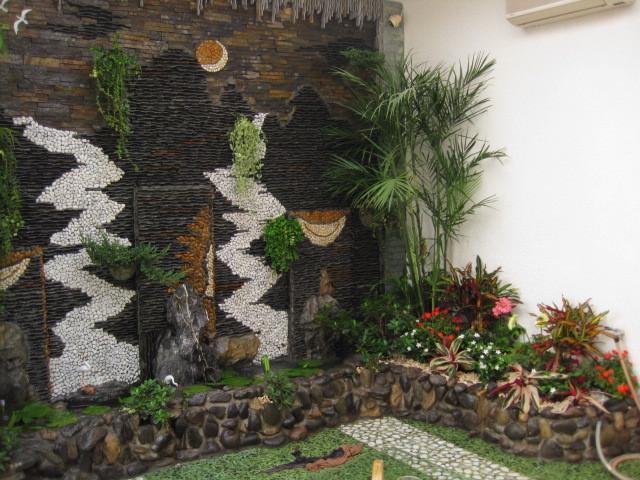 Tranh đá ốp tường phong thủy