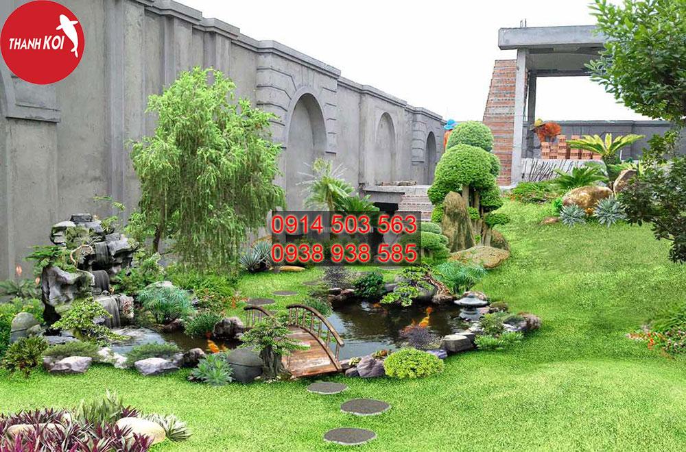 Ý tưởng cảnh quan sân vườn - cách lập kế hoạch và tạo ra khu vườn hoàn hảo của quý khách