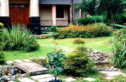 Những lưu ý khi bố trí sân vườn theo phong thủy đạt chuẩn