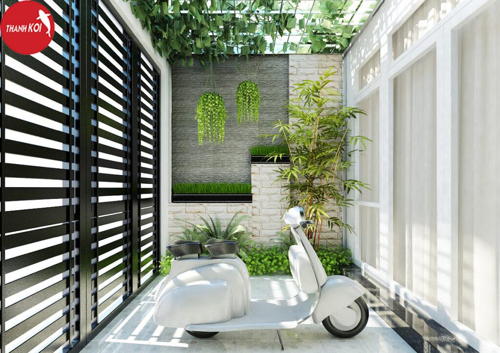 Tiểu cảnh sân vườn mini - Sự lựa chọn phù hợp cho không gian nhỏ