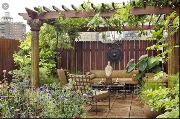 999+ ý tưởng tuyệt vời để thi công sân vườn đẹp