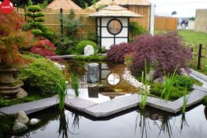 5 lưu ý khi thiết kế sân vườn theo phong cách Nhật