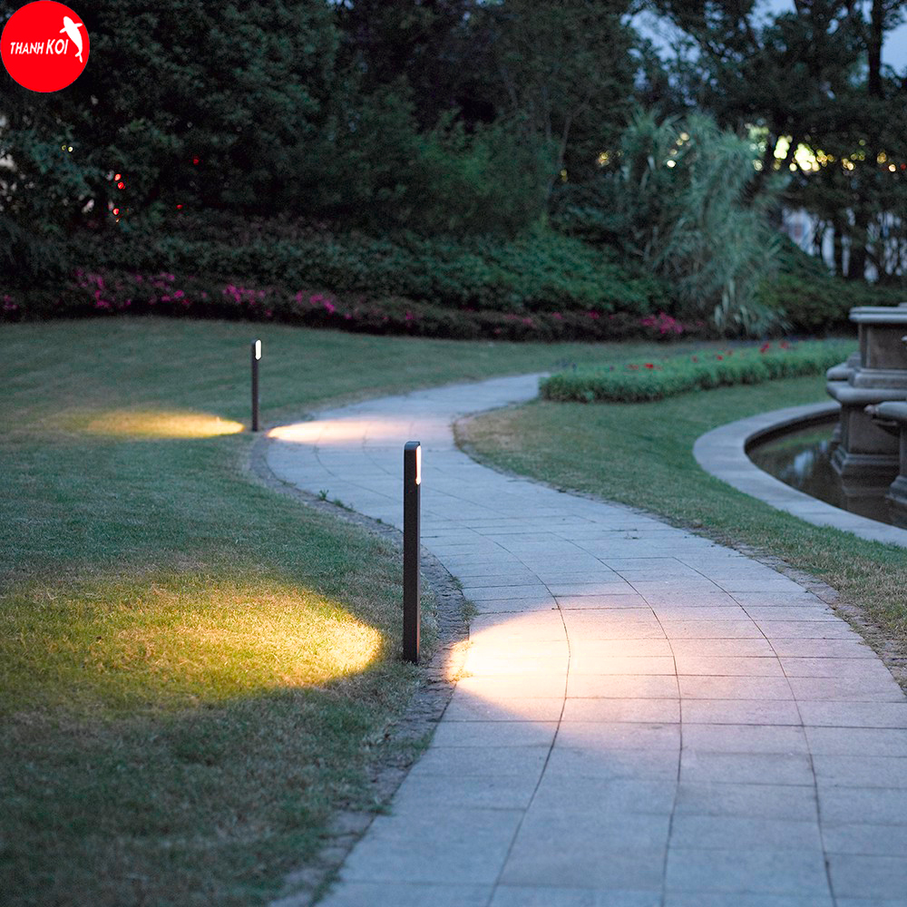 Thiết kế lối đi trong sân vườn và 3 lưu ý không thể bỏ qua